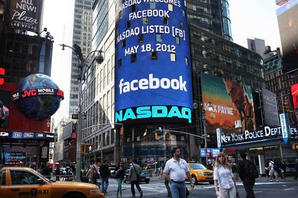 Facebook's Stock Hits New High, Propelled by Mobile Ads