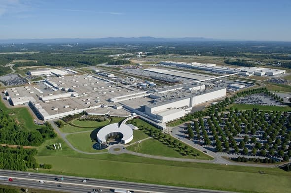 (Image: BMW South Carolina Production Unit)