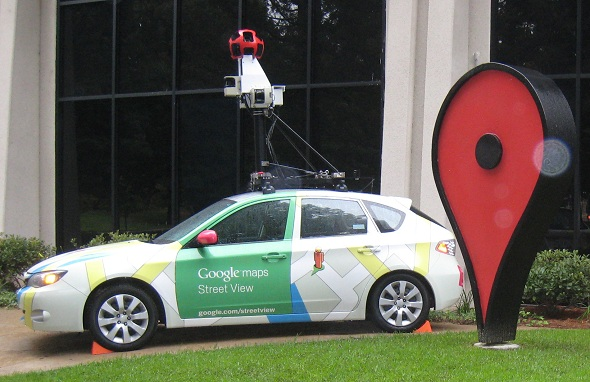 Google Street View Cars Being Used to Detect Natural Gas Leaks in US Cities