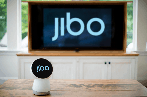 describes Jibo as an emotive robot that is designed specifically to better the lives of the family that owns it and to become part of that family.