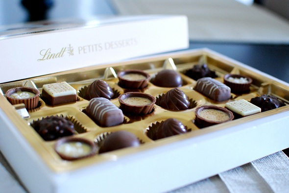'Lindt: Acquired a taste for Russell Stover candies'