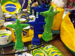 Inside a Souvenir Shop in Brazil