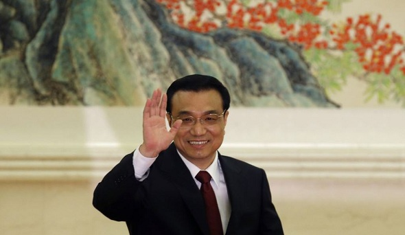 China's Carbon Emissions Down by 5%, Premier Li Says