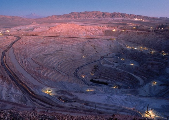 BHP Billiton to spinoff assets into Mining Company