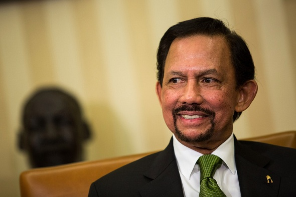 Sultan of Brunei makes $2B Bid for New York's Plaza, London's Grosvenor House