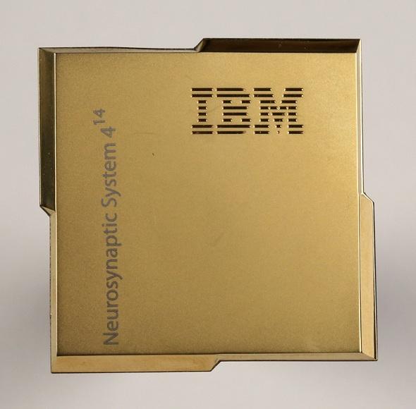 IBM Unveils revolutionary 'Brain-like' Chip