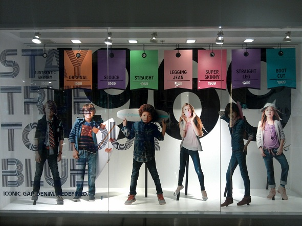 Gap Inc Reports Higher Profits, Plans 40 Outlets in India