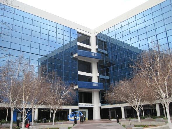 Intel Headquarters,  Santa Clara, California.