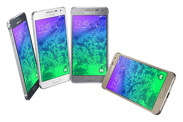 Galaxy Alpha: Samsung's metal-framed phone announced
