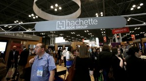 Hachette Book Group's exhibition in May at BookExpo America, in New York.