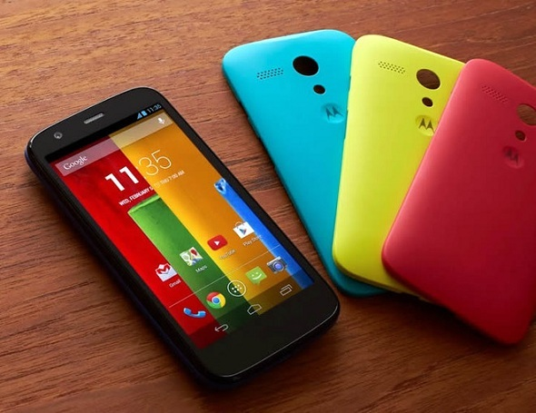 Motorola Moto G2 will reportedly ship September 10 for €250