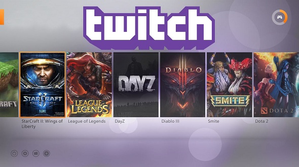 Twitch is a multi-channel online network service that lets users watch and broadcast video game play.