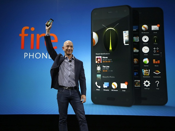 Amazon 3D Smartphone Sees Price Drop, Fire phone Now Sells For 99 Cents
