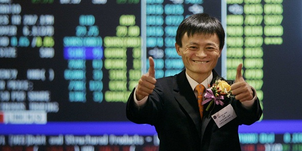 All Winners, No Losers: Historic Day for Alibaba, To Net $22 Billion in IPO