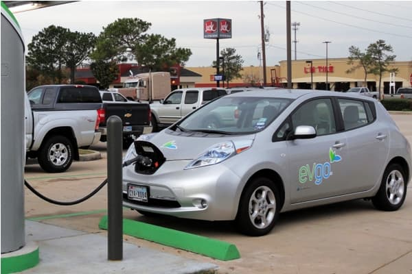 California Achieves A Major Milestone With 100,000 Plug-In Electric Cars On Roads