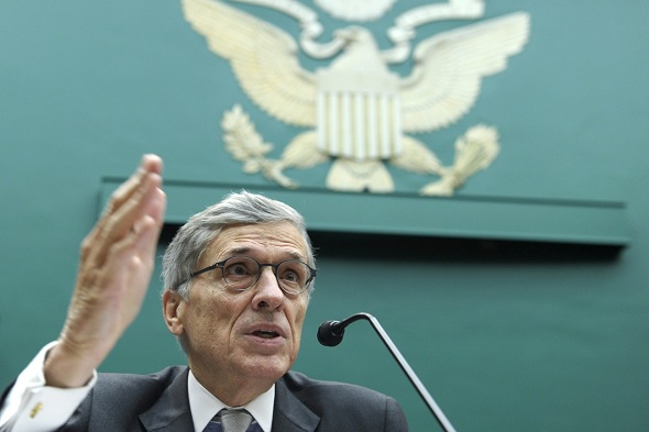 FCC Boss: U.S. needs more high-speed Broadband Competition