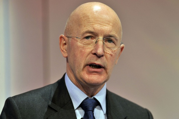 GlaxoSmithKline Appoints RBSs Hampton as Next Chairman