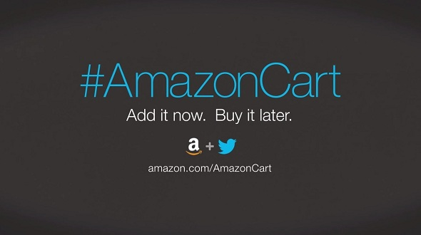Amazon's #AmazonWishList lets customers shop from the comfort of their Twitter account