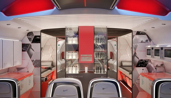 Mobile Center to improve blood flow around the body.