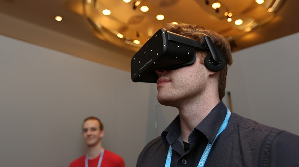 The latest prototype was unveiled in front of 1,000 developers from around the world at Oculus Connect developer conference