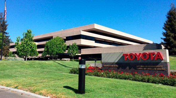 Toyota HQ Announces Relocation to Plano, Texas