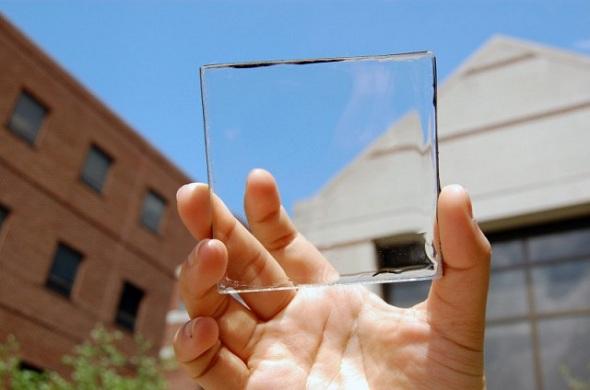 Translucent Solar Cells