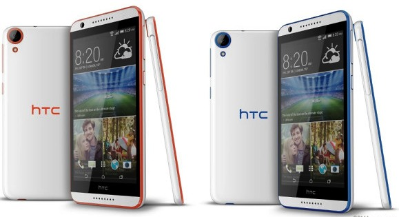 HTC announces Desire 820 with 64-bit octa-core processor, 8MP front camera