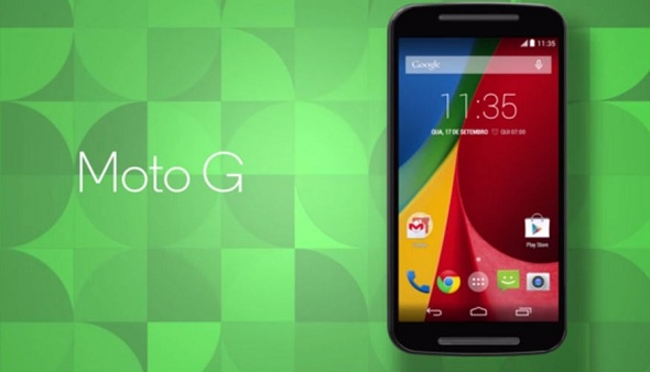 Motorola Announces their 2014 Portfolio, the new Moto X, Moto G smartphones