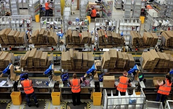 Amazon Beefs up Holiday Season Hiring, adds 80,000 Jobs Nationwide
