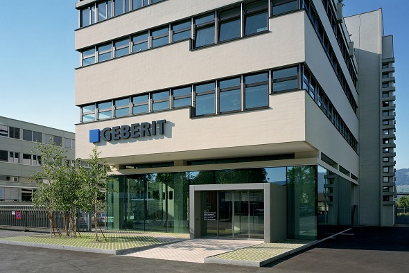 Swiss firm Geberit offers to buy Finnish Sanitec for $1.35 Billion