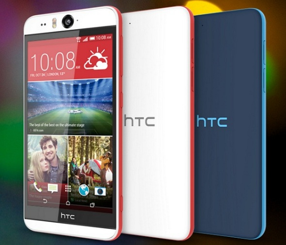HTC unveils the Desire EYE, its 13-megapixel selfie phone