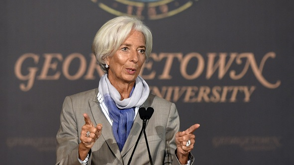 IMF cuts Global Growth Forecast, citing 'weak and uneven recovery'
