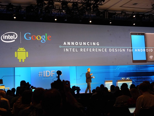 Highlights 'IDF 2014': Intel changing the future of tech