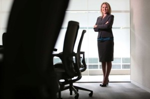 Lisa Finch, Manager for Global Diversity at Halliburton
