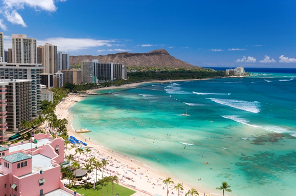Oahu, Hawaii,has the highest number of houses installed with rooftop panels compared to the rest of the U.S.