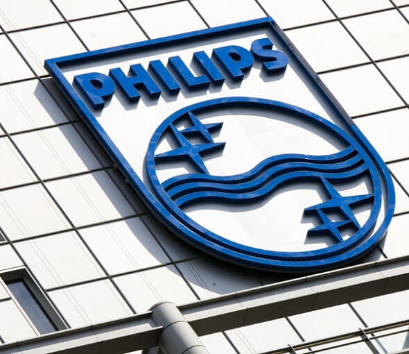 Philips Posts Losses of $142.82 million
