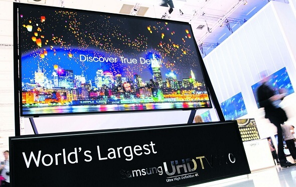 Google working on Modular Display Technology to create one Gigantic TV