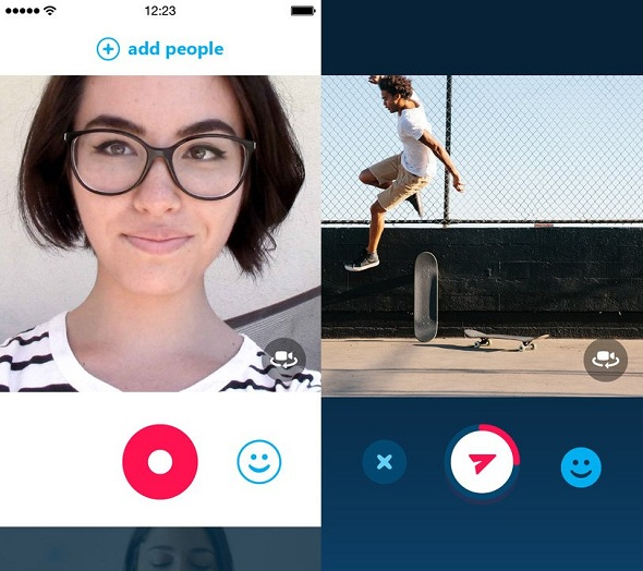 Skype launches video messaging app Skype Qik for Android, iOS, and Windows Phone