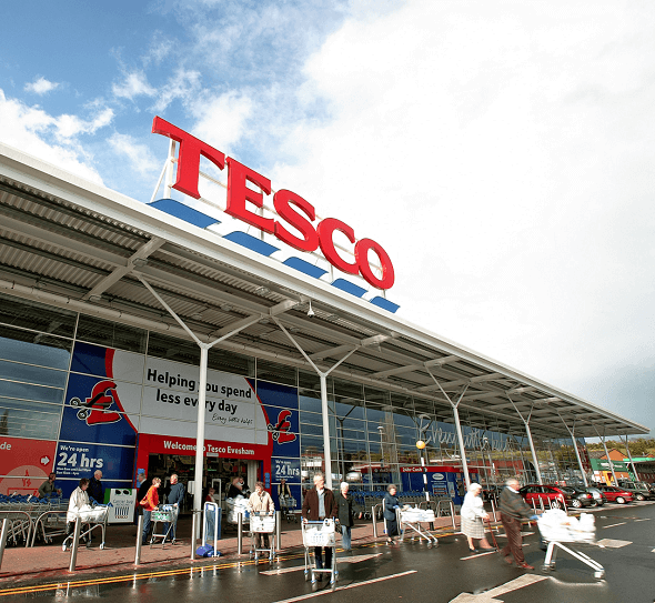 Tesco suspended four top executives, including Chris Bush, the UK CEO following reports of accounting error.