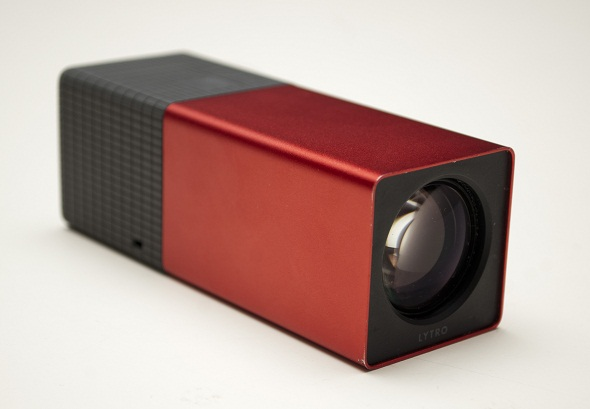 A Lytro light field camera