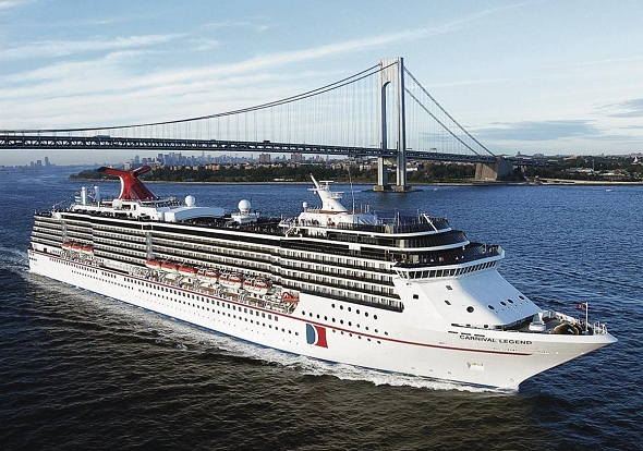 Carnival Corporation Launches Hybrid Wireless Network At Sea