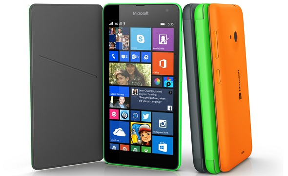 Microsoft releases first Lumia smartphone without Nokia name