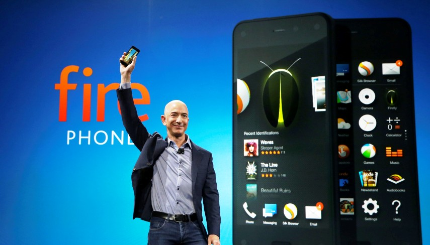 Amazon's Struggling Fire Phone Receives Big Updates