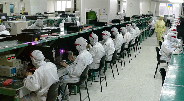New Investigation Finds Apple's Failure To Protect Workers In Chinese Factories