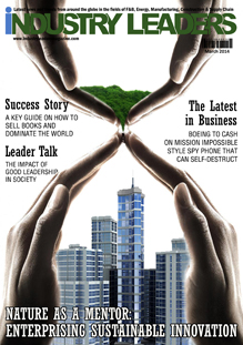 Industry Leader Magazine