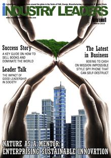 Industry Leader Magazine