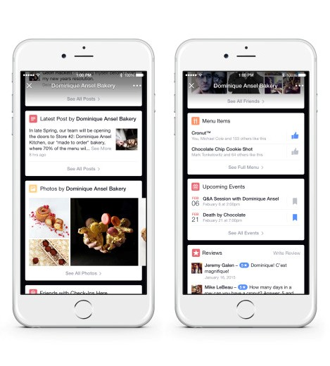 Facebook testing new 'Place Tips' app, its location based recommendations service in New York