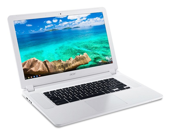 Acer Unveils Its First Ever Chromebook With 15.6-Inch Display