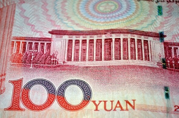 China's Yuan ranks among top five world payment currencies