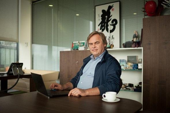 Kaspersky CEO Eugene Kaspersky